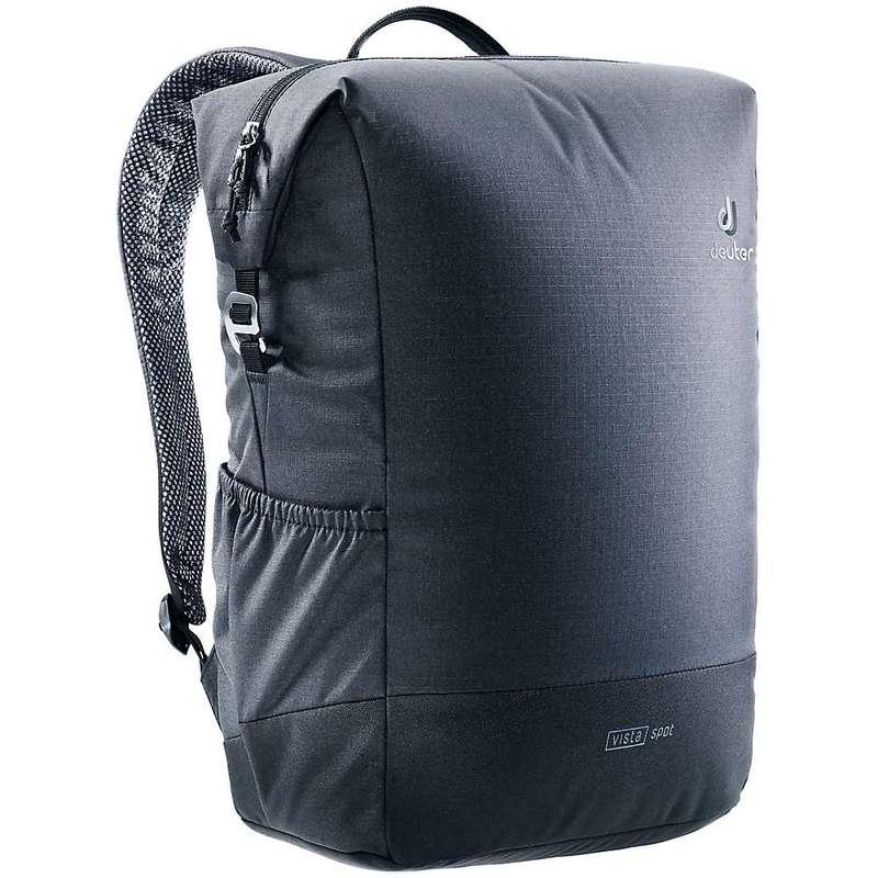 ドイター メンズ バックパック・リュックサック バッグ Deuter Vista Spot Pack Black