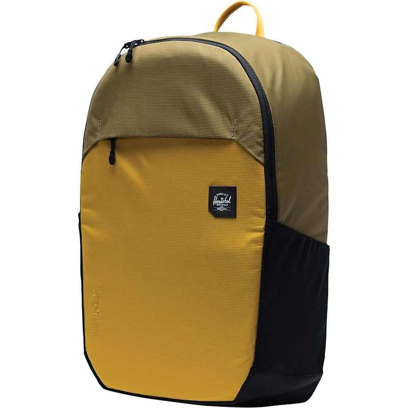 ハーシャル メンズ バックパック・リュックサック バッグ Herschel Supply Co Mammoth Large Backpack Khaki Green / Arrowwood / Black