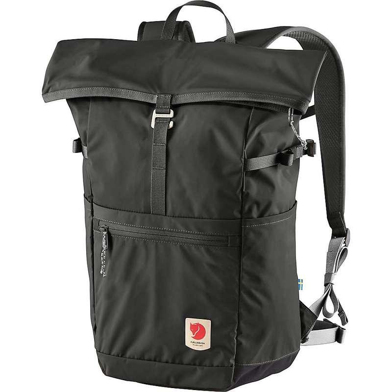 フェールラーベン メンズ バックパック・リュックサック バッグ Fjallraven High Coast Foldsack 24 Backpack Dark Grey