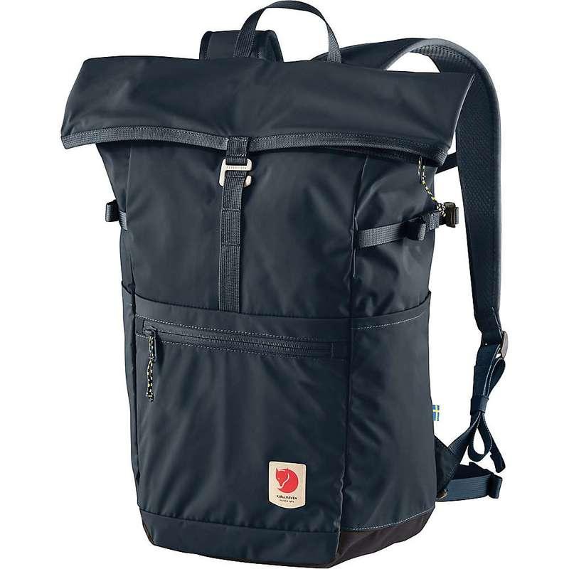 フェールラーベン メンズ バックパック・リュックサック バッグ Fjallraven High Coast Foldsack 24 Backpack Navy