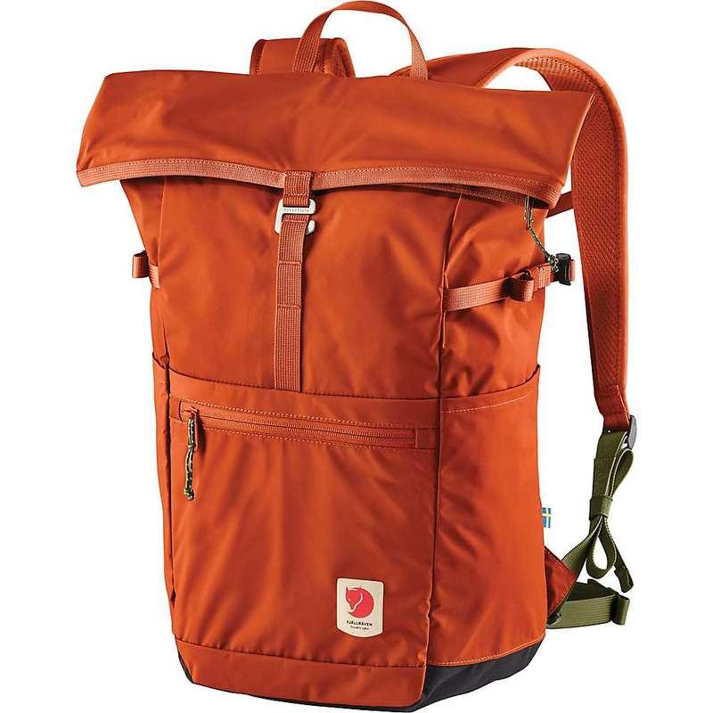 フェールラーベン メンズ バックパック・リュックサック バッグ Fjallraven High Coast Foldsack 24 Backpack Rowan Red