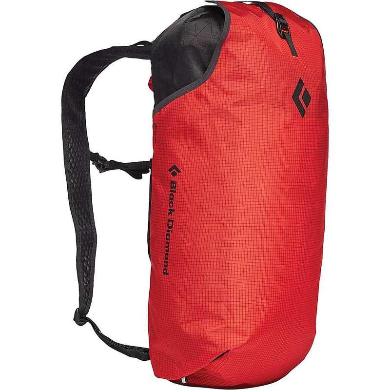 ブラックダイヤモンド メンズ バックパック・リュックサック バッグ Black Diamond Trail Blitz 16 Backpack Hyper Red