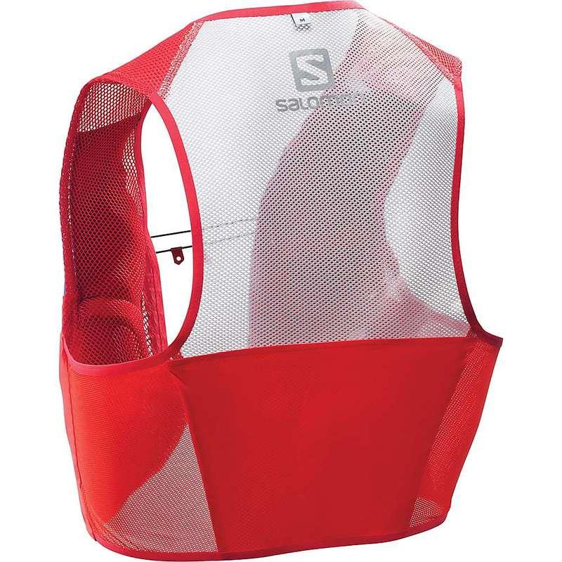 サロモン メンズ バックパック・リュックサック バッグ Salomon S/Lab Sense Ultra 2 Set Pack Racing Red