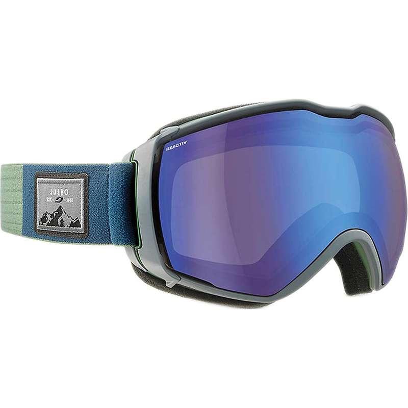 ジュルボ メンズ サングラス・アイウェア アクセサリー Julbo Aerospace Goggles Grey/Blue/Green/Reactiv High Mountain 2-4