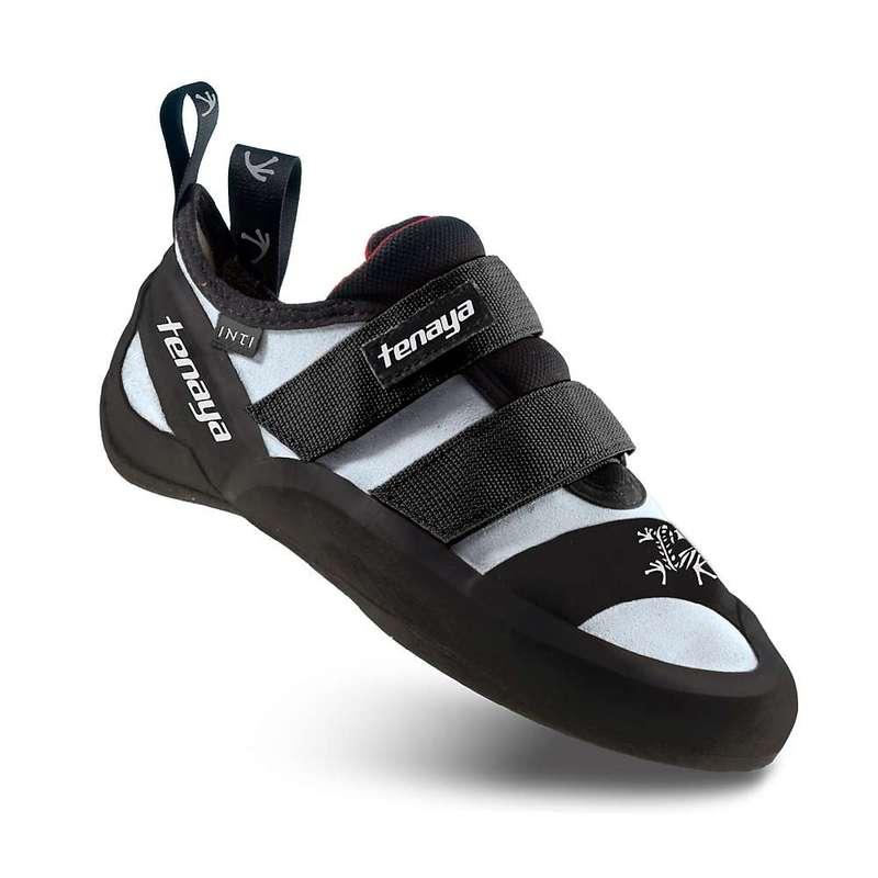 テナヤ メンズ スニーカー シューズ Tenaya Inti Climbing Shoes White / Black