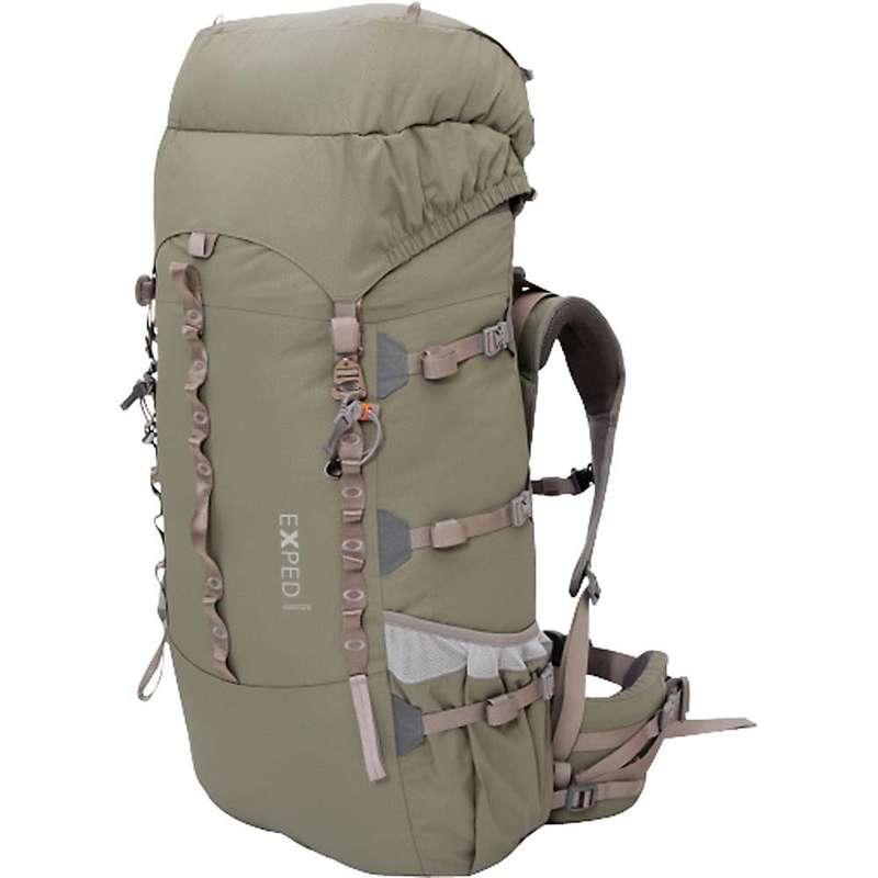エクスパード メンズ バックパック・リュックサック バッグ Exped Expedition 80 Pack Olive Grey