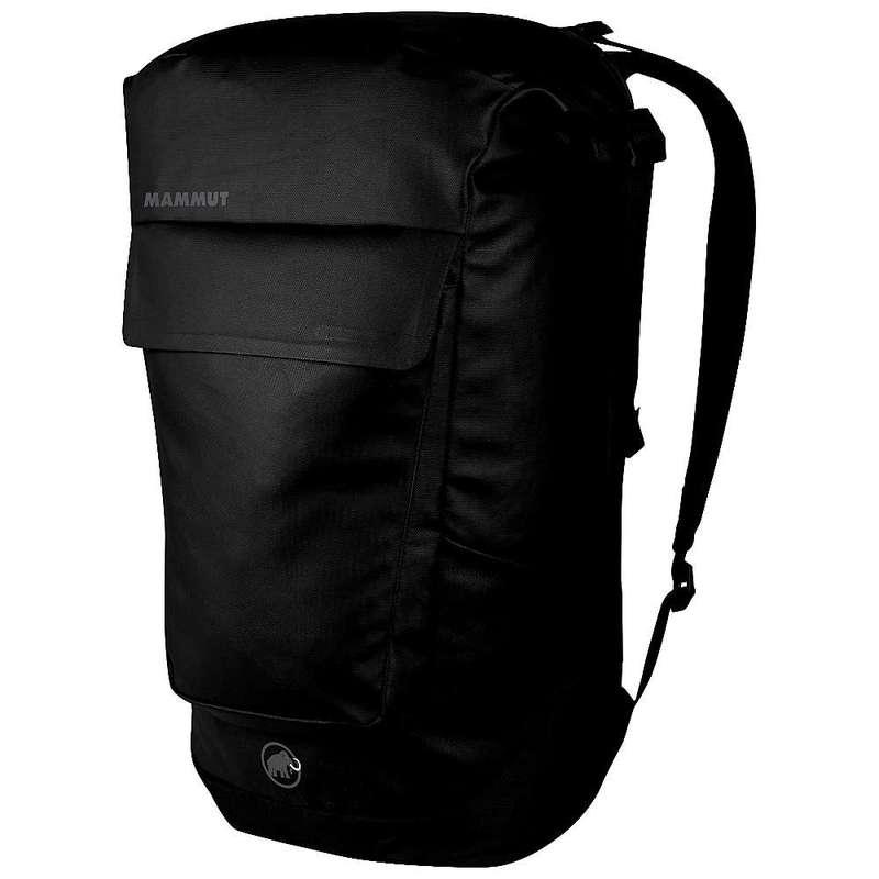 マムート メンズ バックパック・リュックサック バッグ Mammut Seon Courier Pack Black