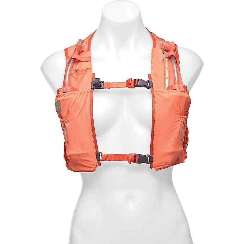 ナーサン レディース バックパック・リュックサック バッグ Nathan Women's VaporHowe 4L Race Vest Fusion Coral