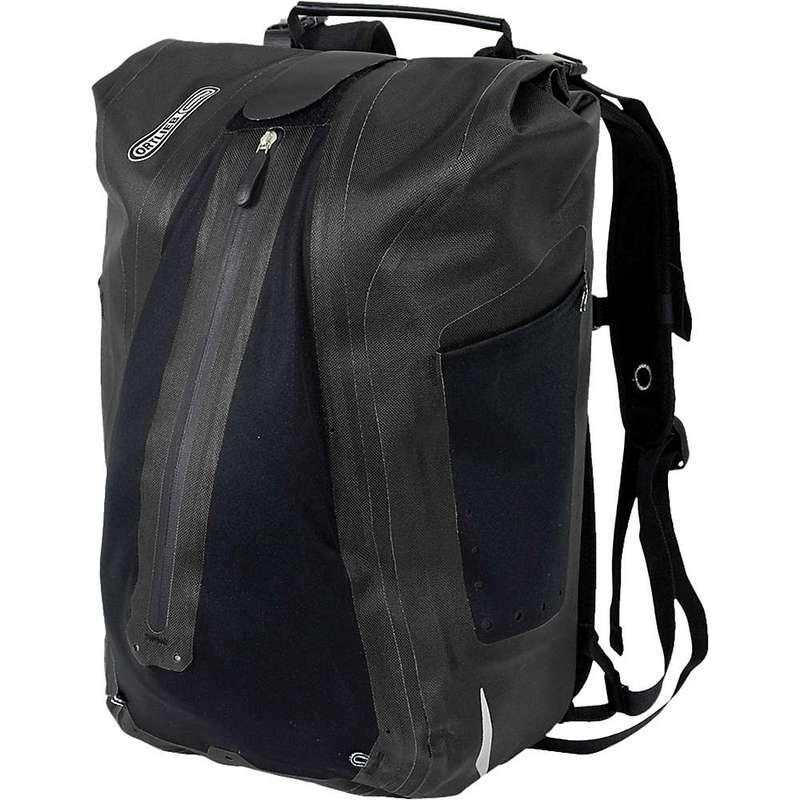 オートリービー メンズ バックパック・リュックサック バッグ Ortlieb Vario QL3.1 Backpack Black