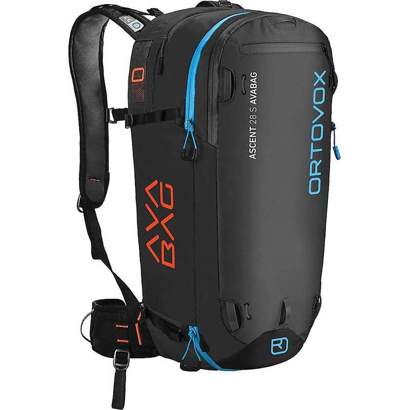 オルトボックス レディース バックパック・リュックサック バッグ Ortovox Women's Ascent 28 Avabag Pack Black / Anthracite
