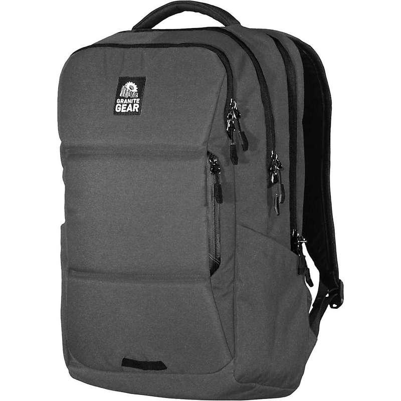 グラナイトギア メンズ バックパック・リュックサック バッグ Granite Gear Bourbonite Backpack Deep Grey/Black