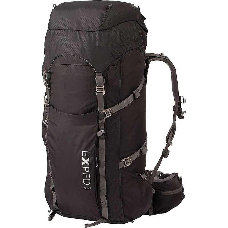 エクスパード レディース バックパック・リュックサック バッグ Exped Women's Explore 75 Backpack Black