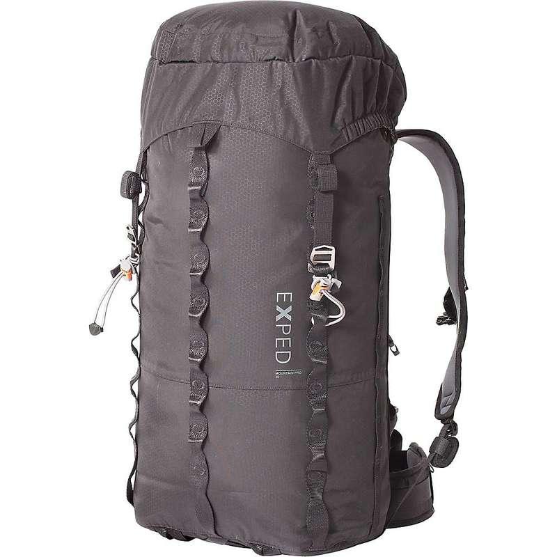 エクスパード メンズ バックパック・リュックサック バッグ Exped Mountain Pro 30 Pack Black