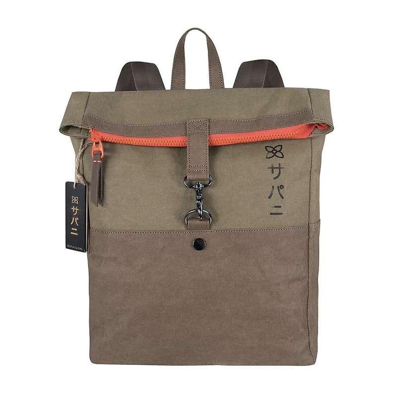 シェルパニ レディース バックパック・リュックサック バッグ Sherpani Women's Nau Backpack Olive/Brown