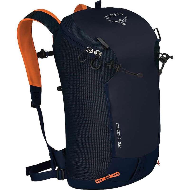 オスプレー メンズ バックパック・リュックサック バッグ Osprey Mutant 22 Backpack Blue Fire