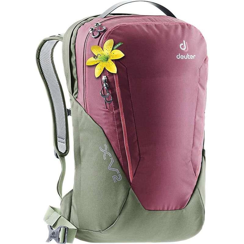 ドイター レディース バックパック・リュックサック バッグ Deuter Women's XV 2 SL Backpack Maron / Khaki
