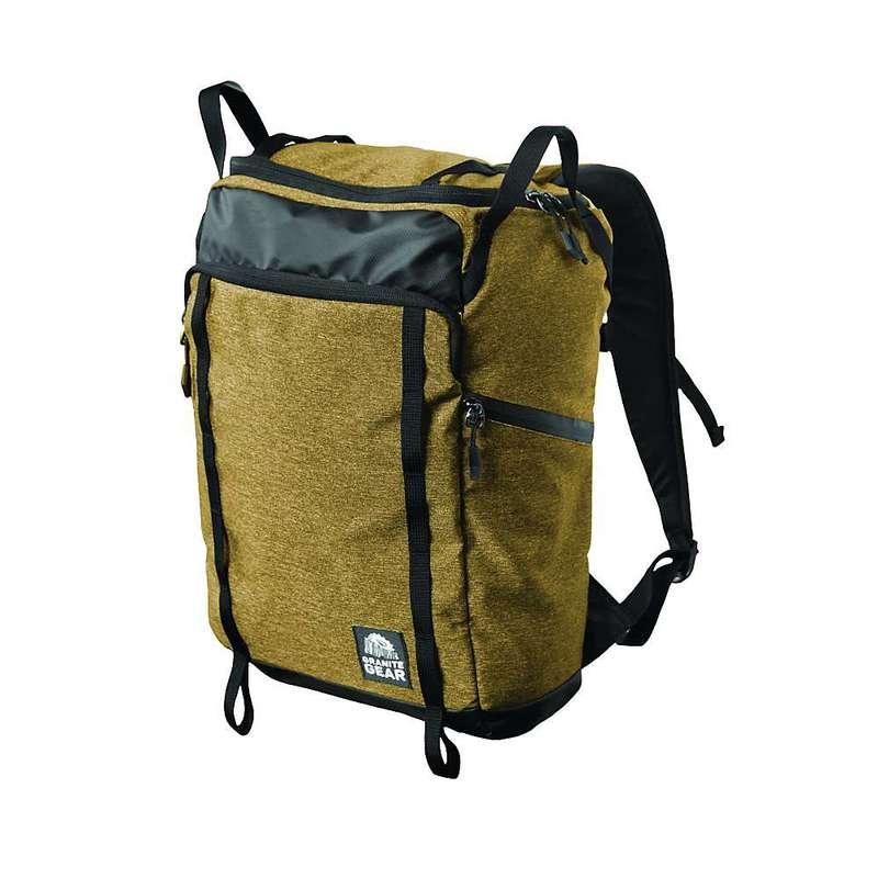 グラナイトギア メンズ バックパック・リュックサック バッグ Granite Gear Higgins Backpack Highland Peat/Black