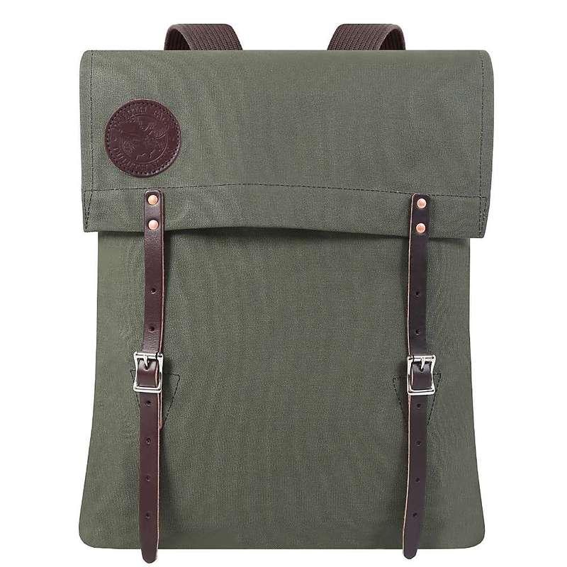 ダルースパック メンズ バックパック・リュックサック バッグ Duluth Pack #51 Utility Pack Olive Drab