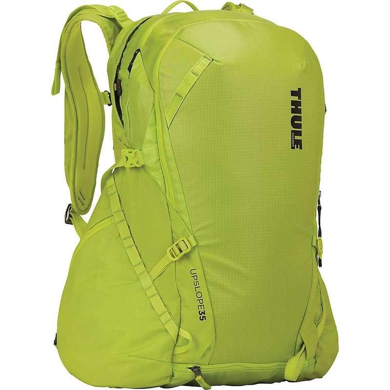 スリー メンズ バックパック・リュックサック バッグ Thule Upslope R.A.S 35L Pack Lime Punch