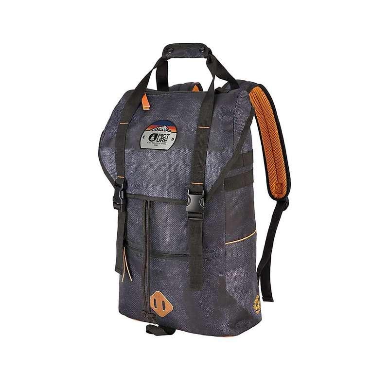 ピクチャー メンズ バックパック・リュックサック バッグ Picture Soavy Backpack Black