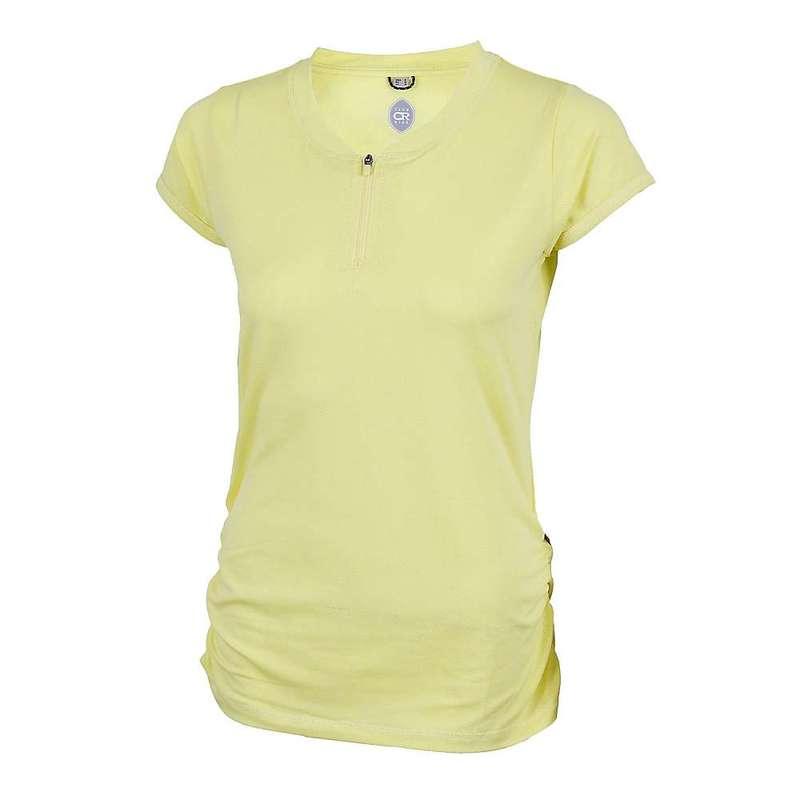 クラブライド メンズ シャツ トップス Club Ride Women's Deer Abby Top Yellow