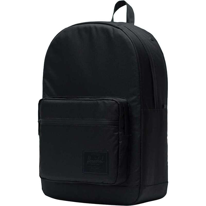 ハーシャル メンズ バックパック・リュックサック バッグ Herschel Supply Co Pop Quiz Light Backpack Black