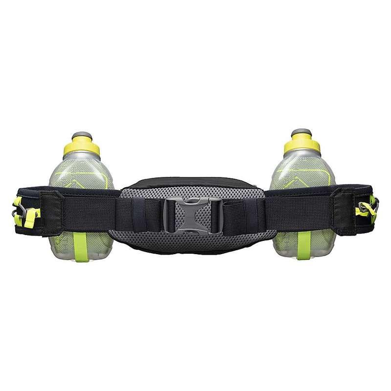 ナーサン メンズ ボディバッグ・ウエストポーチ バッグ Nathan Trail Mix Plus Insulated Hydration Belt Black