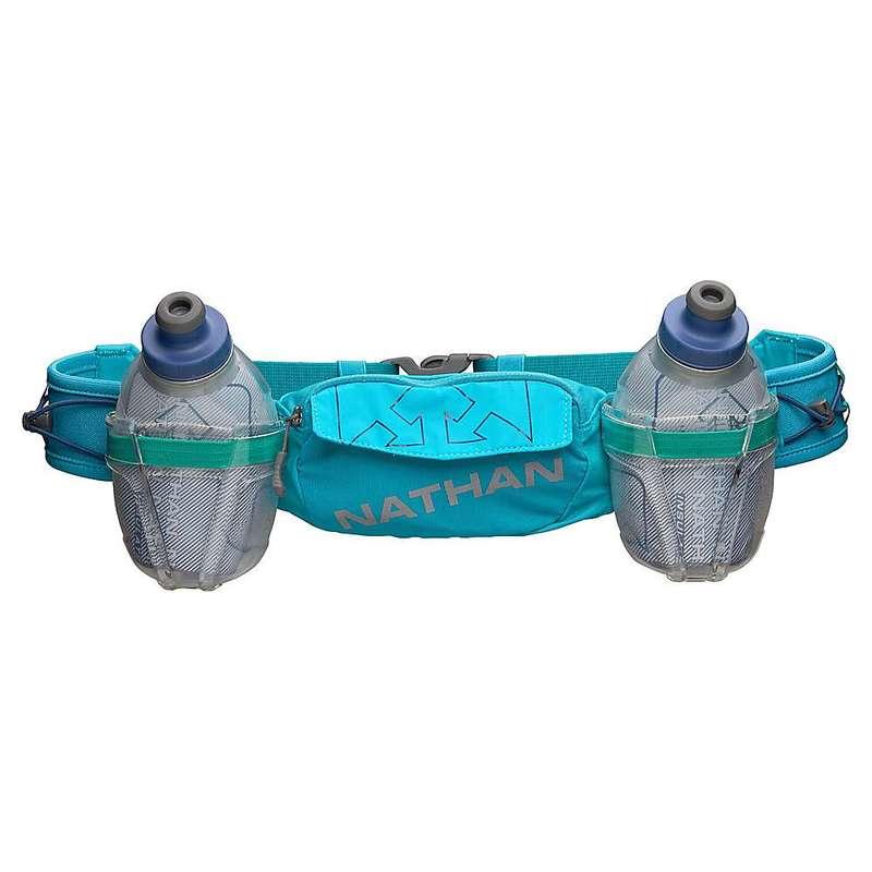 ナーサン メンズ ボディバッグ・ウエストポーチ バッグ Nathan Trail Mix Plus Insulated Hydration Belt Bluebird / Peacock