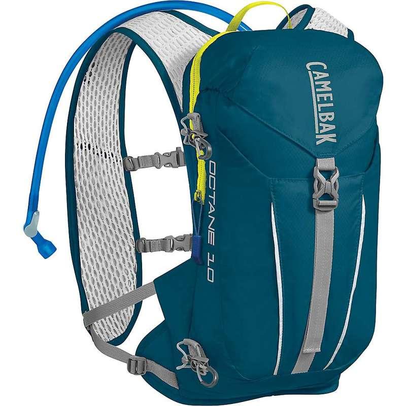 ケイムルバック メンズ バックパック・リュックサック バッグ Camelbak Octane 10 Hydration Pack Corsair Teal/Sulphur Spring