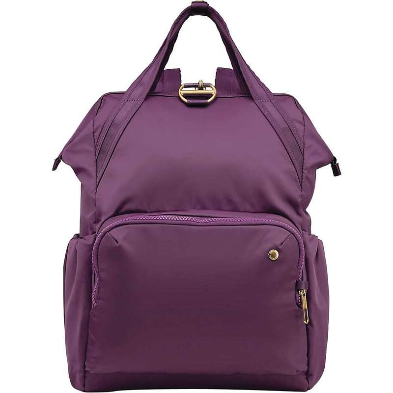 パックセーフ レディース バックパック・リュックサック バッグ Pacsafe Women's Citysafe CX Backpack Dahlia