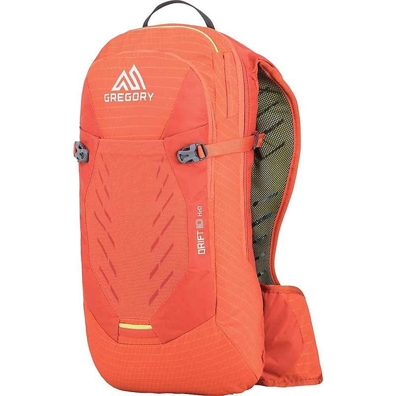 グレゴリー メンズ バックパック・リュックサック バッグ Gregory Men's Drift 10L H2O Pack Citron Orange