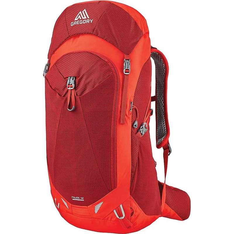 グレゴリー メンズ バックパック・リュックサック バッグ Gregory Men's Miwok 42L Pack Vivid Red