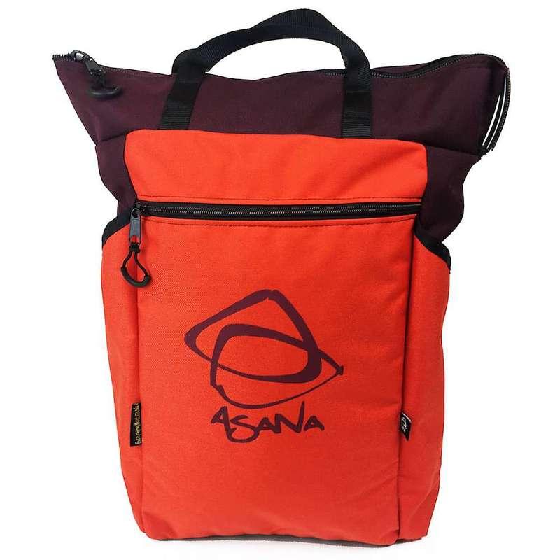 アサナ メンズ バックパック・リュックサック バッグ Asana Dirt Bag Warm