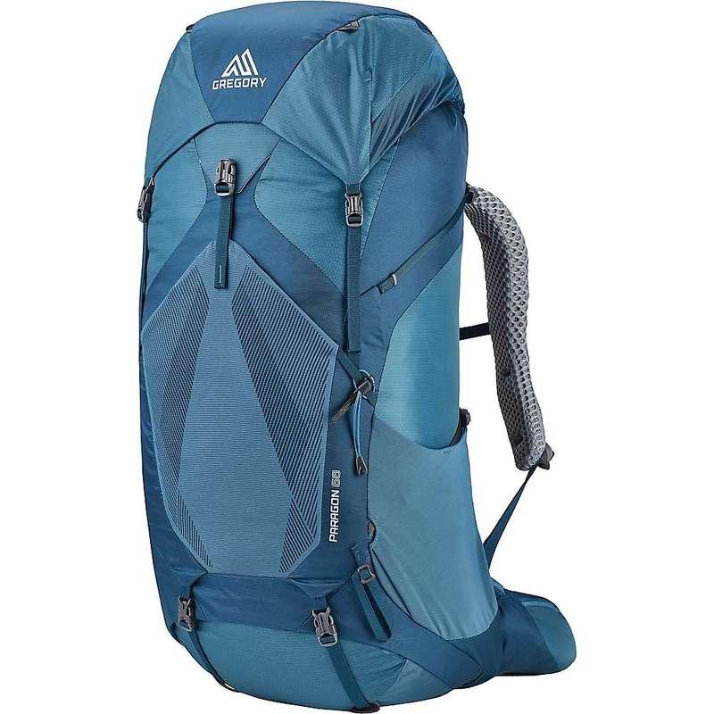 グレゴリー メンズ バックパック・リュックサック バッグ Gregory Men's Paragon 68L Pack Graphite Blue