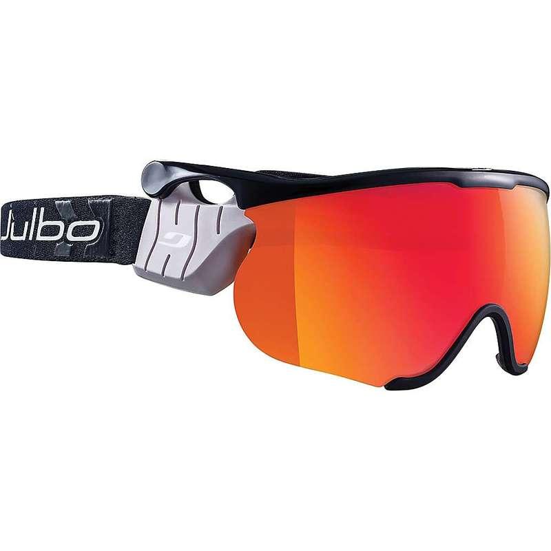 ジュルボ メンズ サングラス・アイウェア アクセサリー Julbo Sniper L Goggles Black / Black / Orange