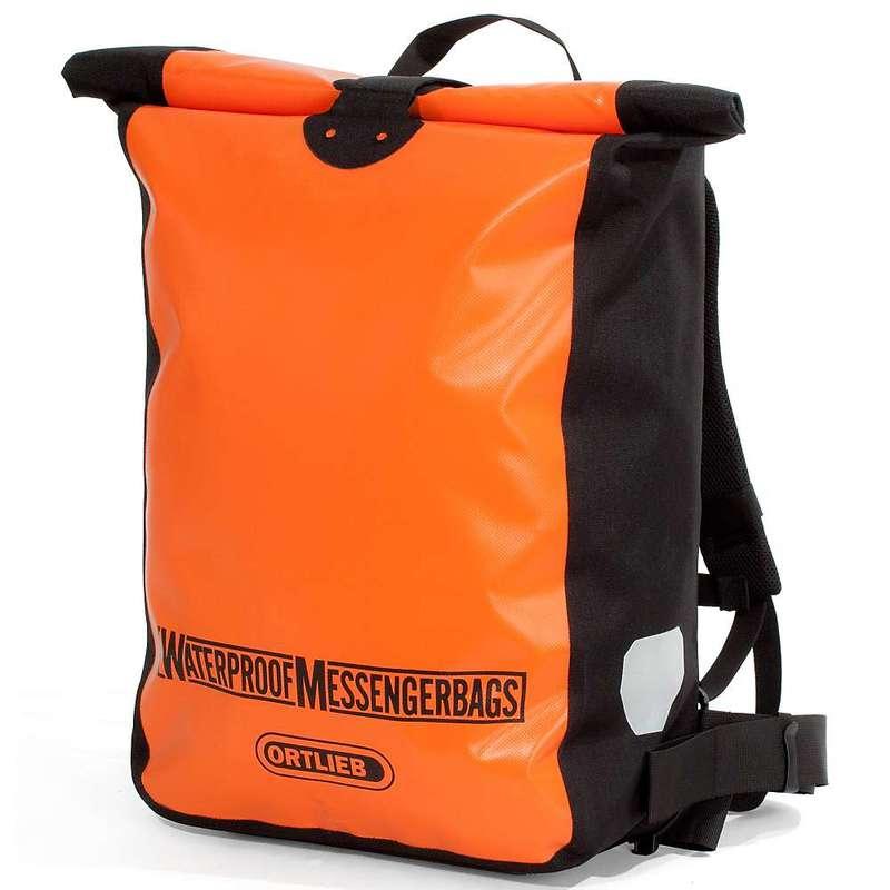 オートリービー メンズ ショルダーバッグ バッグ Ortlieb Messenger Bag Orange / Black