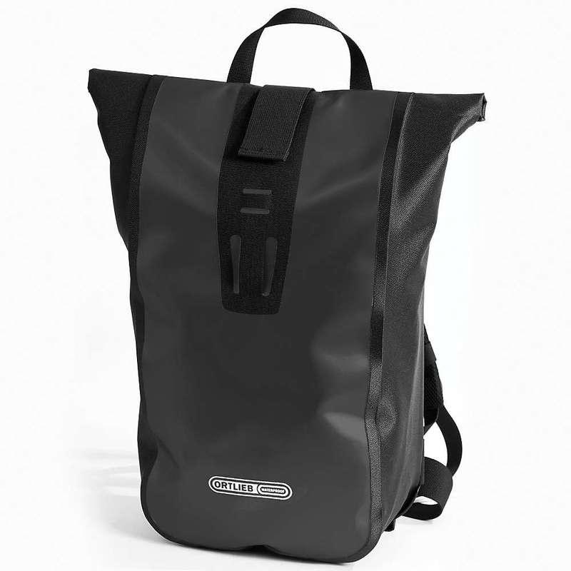 オートリービー メンズ ショルダーバッグ バッグ Ortlieb Velocity Messenger Bag Black