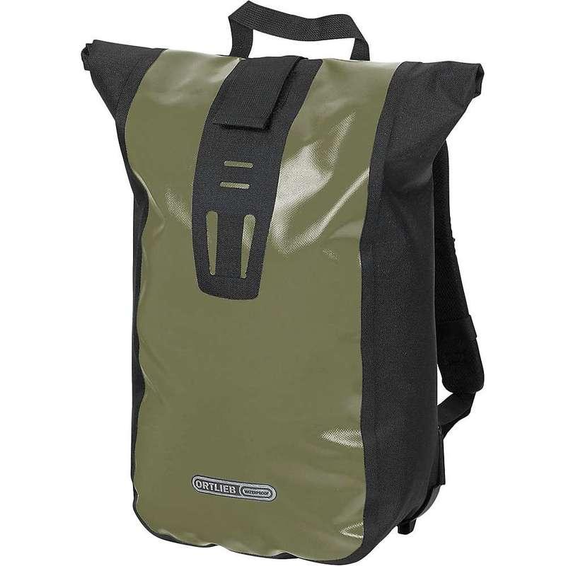 オートリービー メンズ ショルダーバッグ バッグ Ortlieb Velocity Messenger Bag Olive / Black