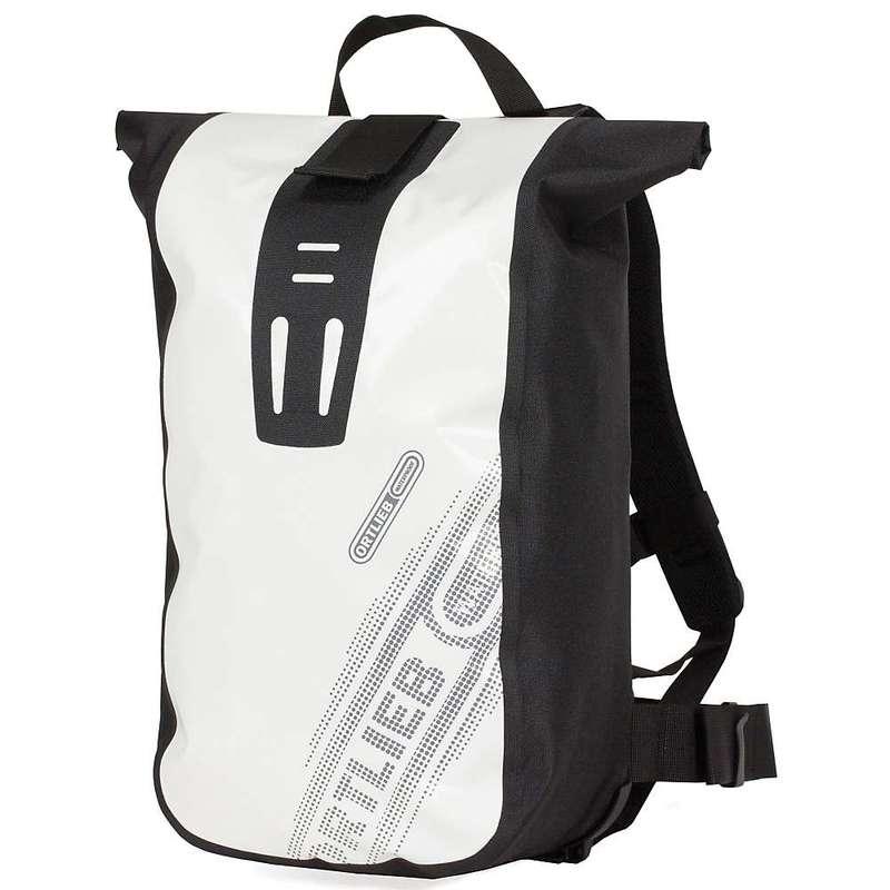 オートリービー メンズ ショルダーバッグ バッグ Ortlieb Velocity Messenger Bag White / Black
