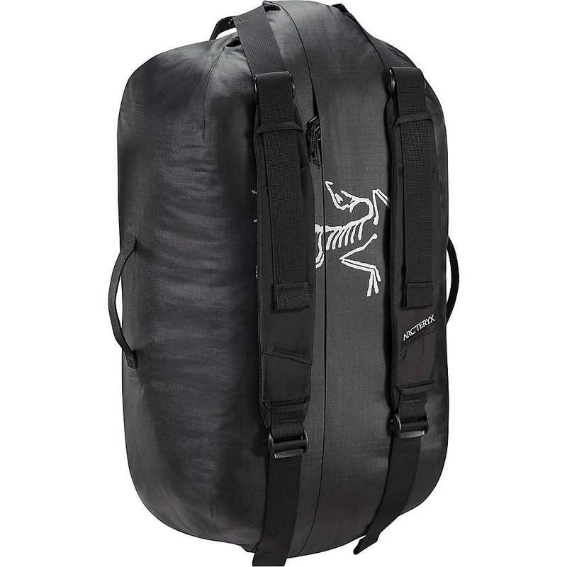 アークテリクス メンズ ボストンバッグ バッグ Arcteryx Carrier Duffel 55L Bag Black