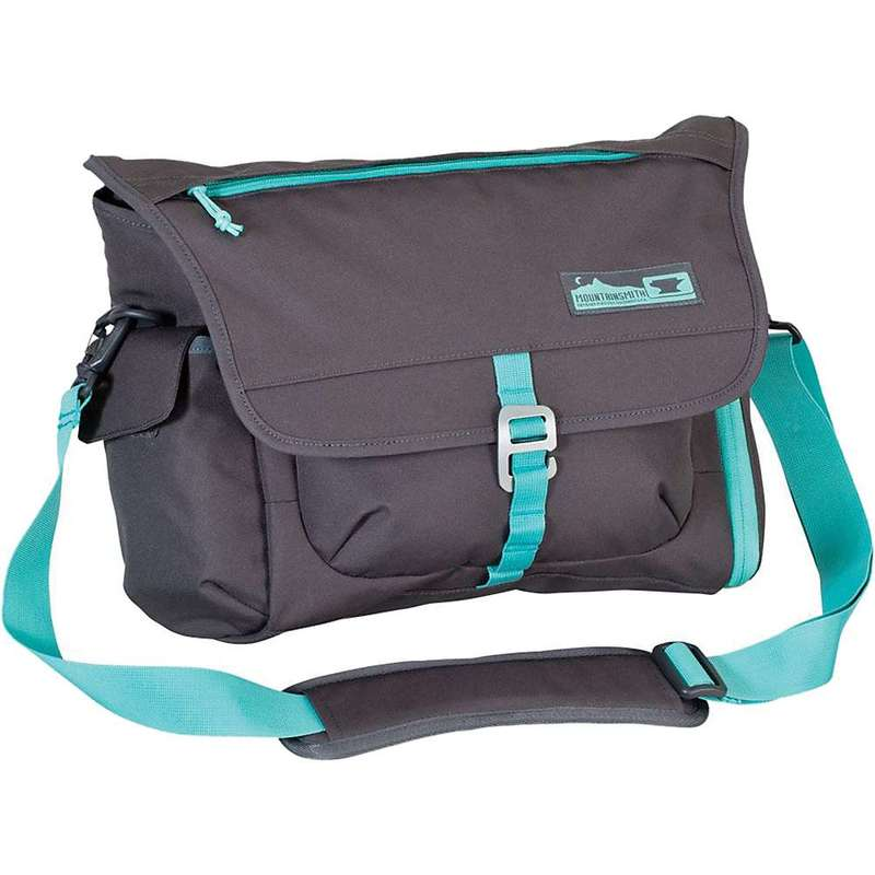 マウンテンスミス メンズ ショルダーバッグ バッグ Mountainsmith Adventure Office Bag Mint