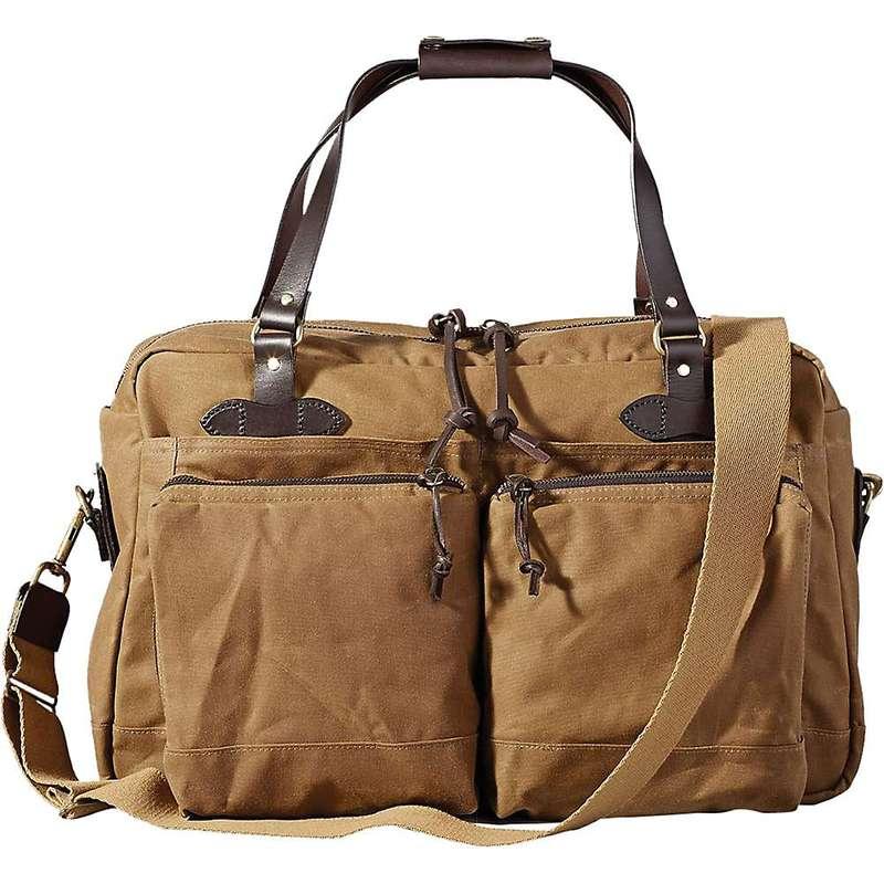 使い勝手の良い フィルソン メンズ ボストンバッグ バッグ Filson 48 Hours Duffle Bag Dark Tan, オキナワシ 36e24615
