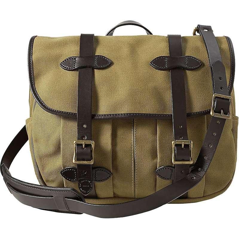 フィルソン メンズ ショルダーバッグ バッグ Filson Field Medium Bag Tan
