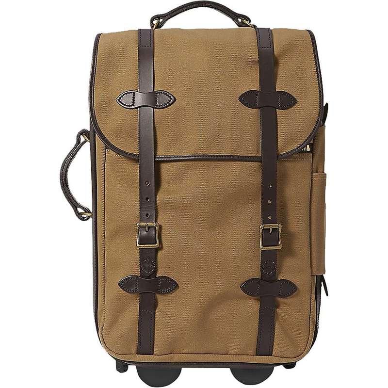 フィルソン メンズ スーツケース バッグ Filson Medium Rolling Carry-On Bag Tan