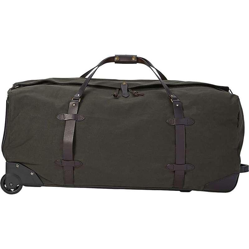 フィルソン メンズ スーツケース バッグ Filson XL Rolling Duffle Bag Otter Green