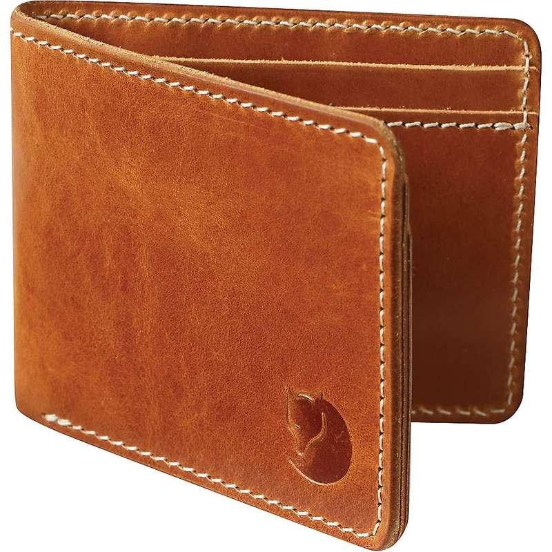 フェールラーベン メンズ 財布 アクセサリー Fjallraven Ovik Wallet Leather Cognac