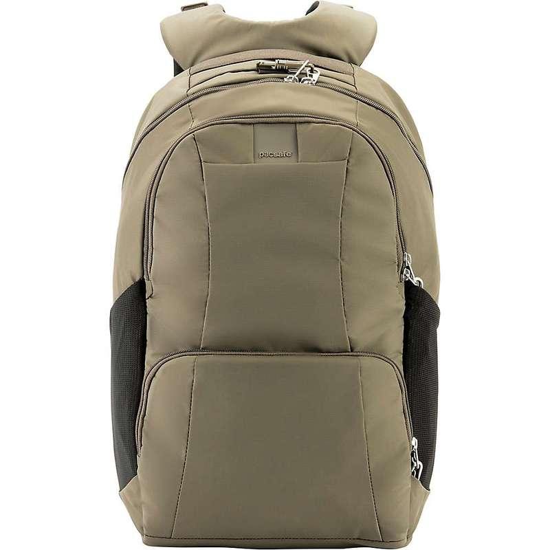 パックセーフ メンズ バックパック・リュックサック バッグ Pacsafe Metrosafe LS450 Anti-Theft 25L Backpack Earth Khaki