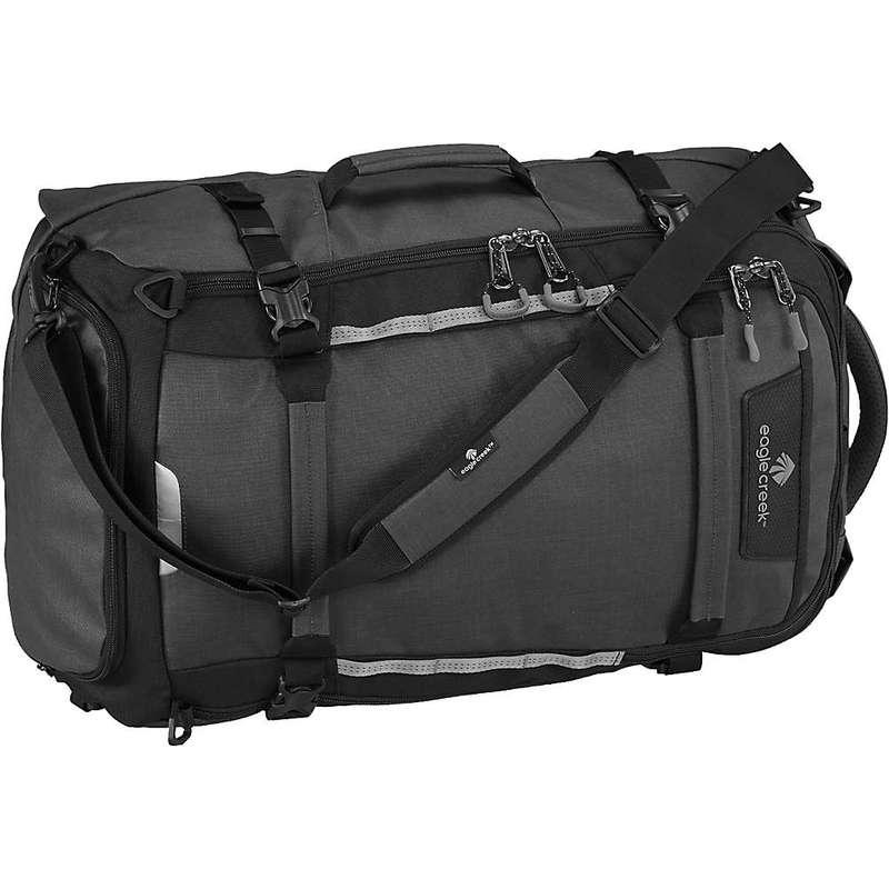 イーグルクリーク メンズ バックパック・リュックサック バッグ Eagle Creek Gear Hauler Travel Pack Asphalt Black