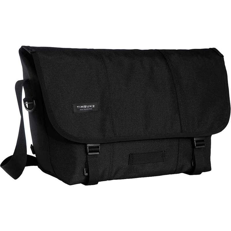 ティムブックツー メンズ ショルダーバッグ バッグ Timbuk2 Classic Messenger Bag Jet Black