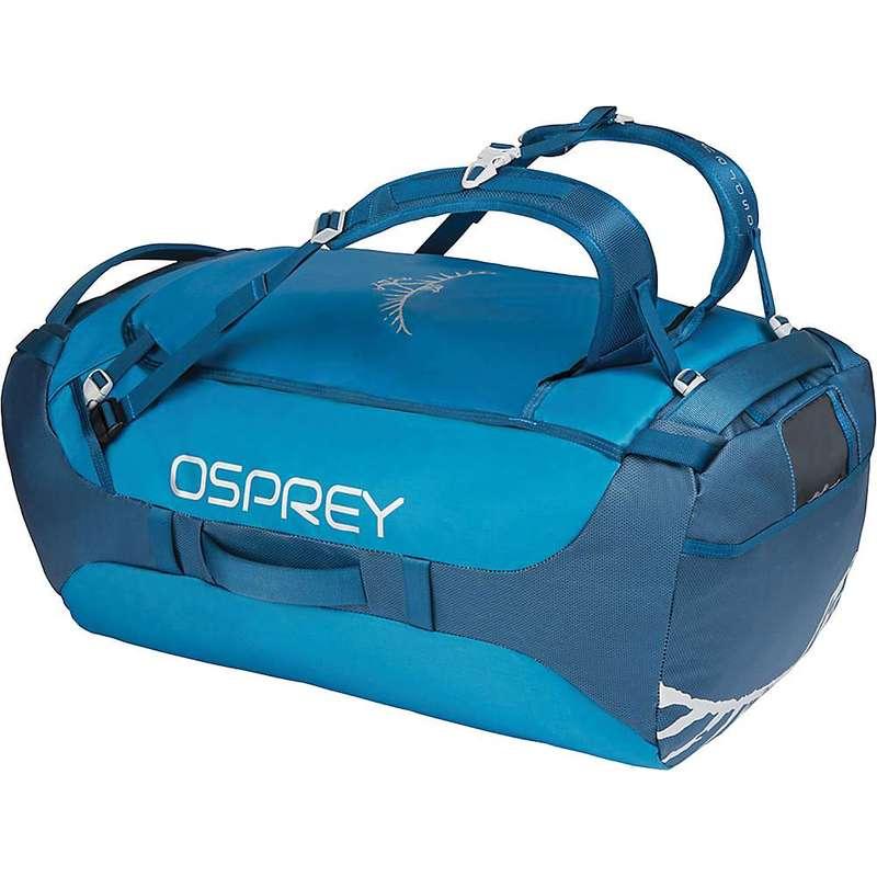 オスプレー メンズ ボストンバッグ バッグ Osprey Transporter 95 Duffel Kingfisher Blue